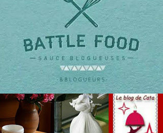 Liste participants Battle food #63