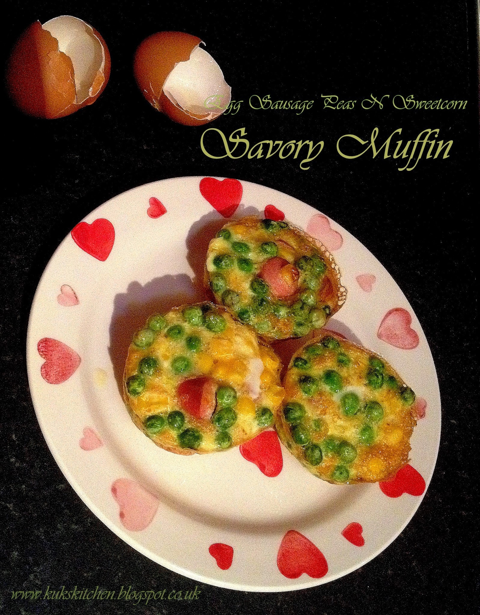 Savoury Muffins to get kids eating vegetables  |   Egg Muffins  | Kukskitchen