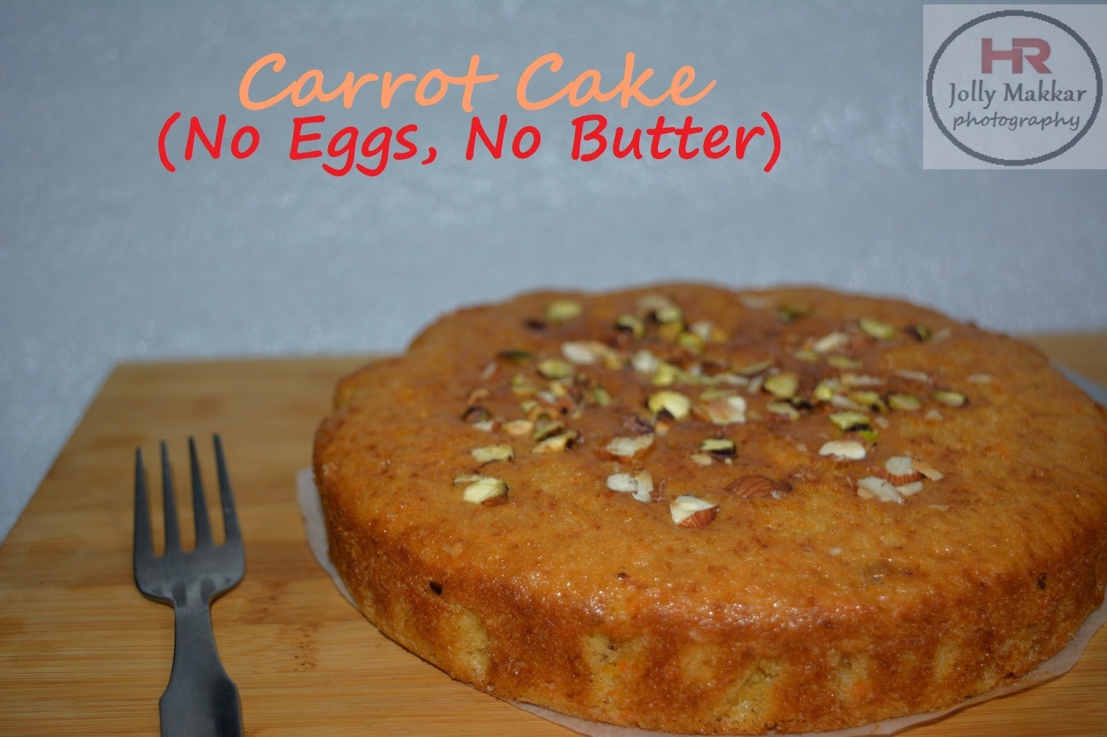 Eggless Carrot Cake Recipe, How to make Carrot Cake with (No Eggs, No Butter) | Carrot Cake Recipe