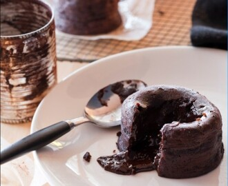 Simon Gault's Molten Chocolate Puddings