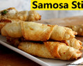 Samosa Rolls – samosa Recipe Video in Hindi – Tea time Snacks Recipes in Hindi