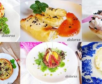 Recetas de menu para una cena informal con amigos mytaste - Recetas merienda cena informal ...