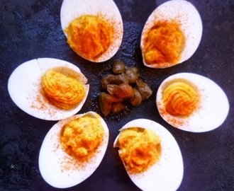 devilled eggs: time for a revival?