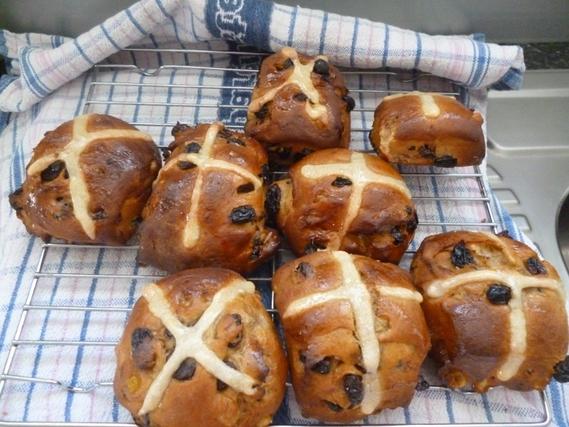 One a penny, Two a Penny…Hot Cross Buns…