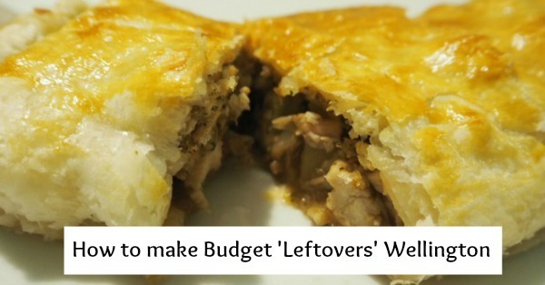 Leftovers Wellington….
