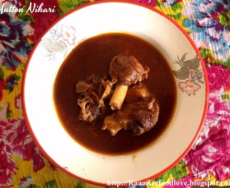 Nihari Gosht | How to make Mutton Nihari