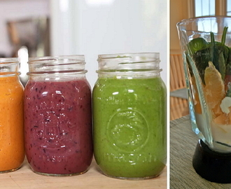 5 Smoothies That Boost Your Immune System