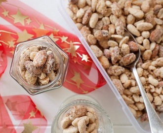 Cinnamon Candied Nuts