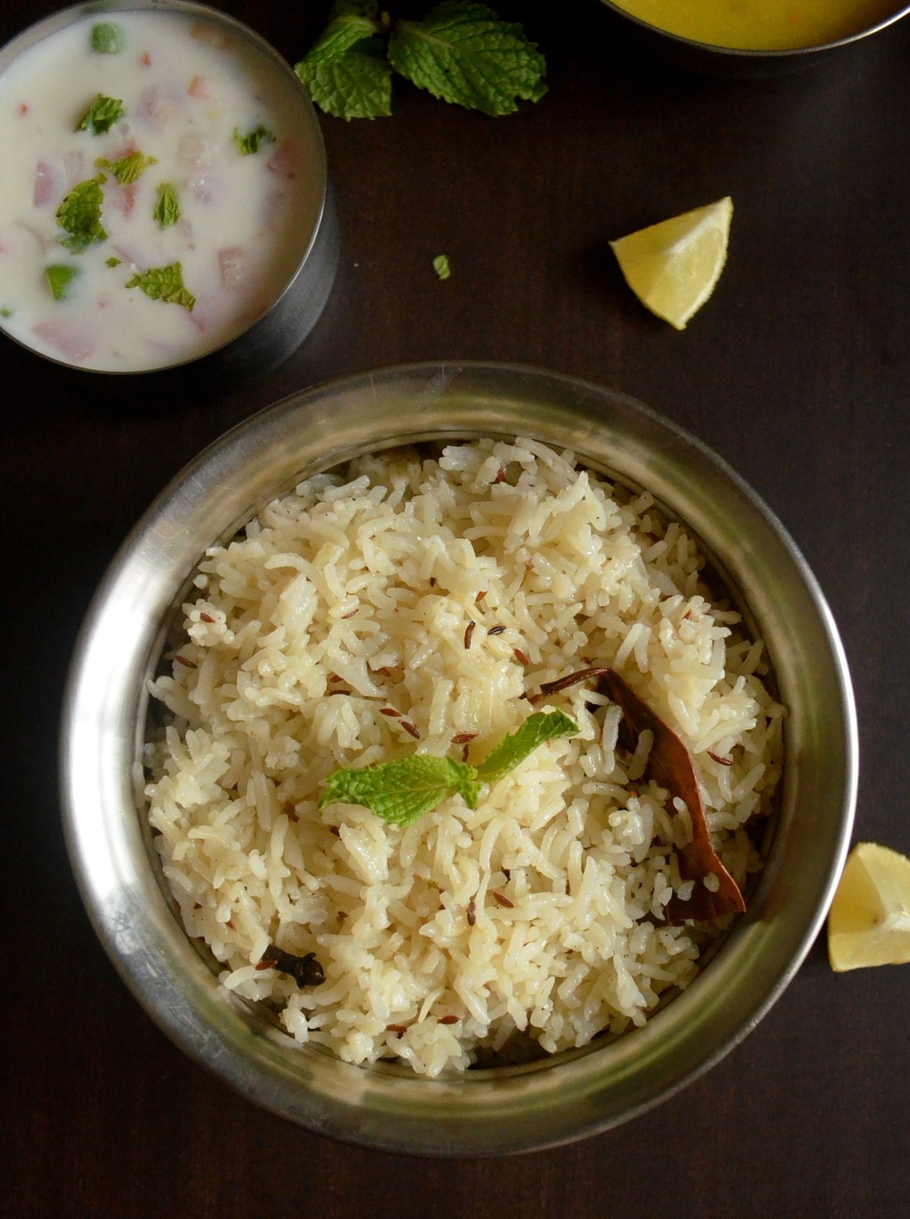 Jeera Rice | How to make Jeera Rice | Cumin Rice Recipe