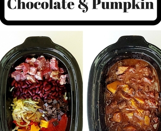 Chili with Beef, Chocolate and Pumpkin (SRC)