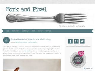 Fork and Pixel