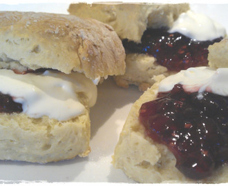Lemonade Scones …