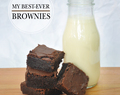 My Best-Ever Brownies