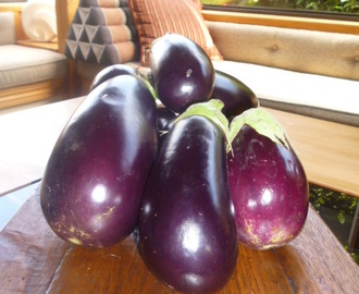 Harvest chutneys - Eggplants and Feijoas