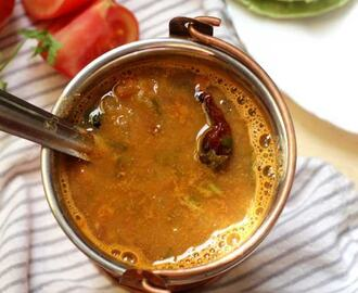 Healthy Green Gram Rasam Recipe