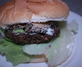 Better than it initially sounds: Broccoli Burgers