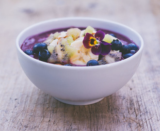 Dagens smoothie bowl