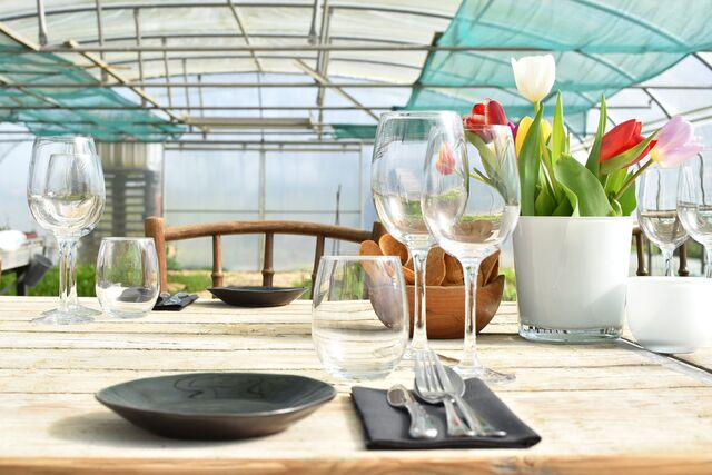 Feel Good event: Restaurant Helsen Outdoor