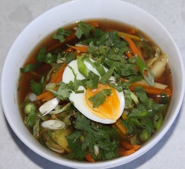 Souper Thursday: Asian-Esque Beefy Broth