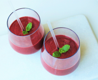 Red antioxidant booster