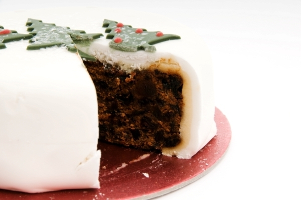 Traditional Rich Christmas Cake