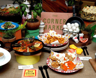 Good Food Is Just Around the Corner at The Corner Market