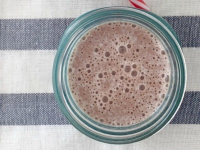 Healthy Choc Berry Smoothie