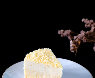 Double fromage cheese cake: Special cake for special occasion