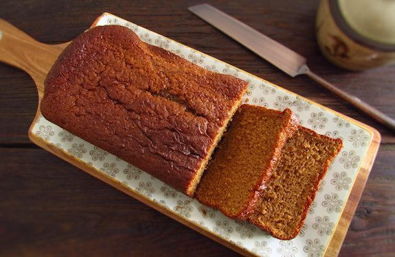 Brown sugar and honey cake