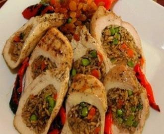 Recetas de pollo relleno el gourmet mytaste for Cocina 9 ariel rodriguez palacios pollo relleno
