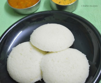 Instant Idli | No soaking no fermentation idli | Idli with Idli rice rava
