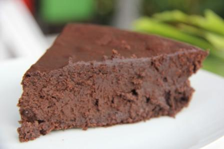 Chocolate Cake (No Flour)