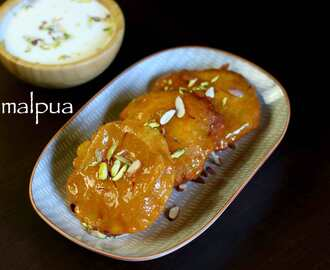 malpua recipe | malpura recipe | how to make easy malpua recipe