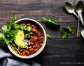 Kabocha Two Bean Chili