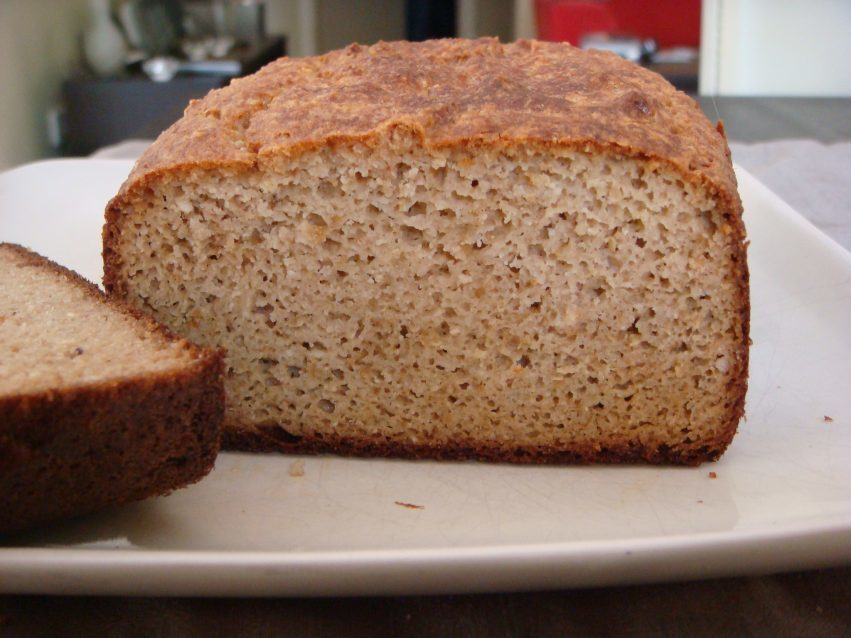 Healthy Gluten Free and Low Carb Bread