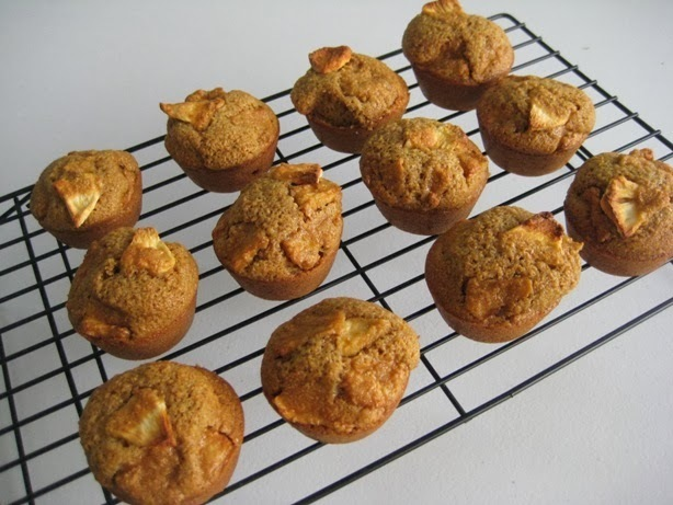 Pineapple Bran Muffins - from Kiwicakes test kitchen