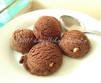 Ice-cream cookies (and they are EGGLESS too)