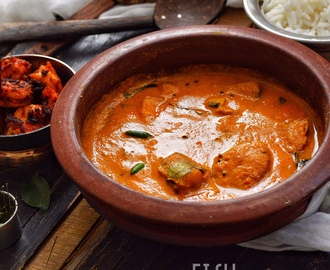 Fish Thenga/Coconut Curry