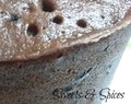 Soft Eggless Microwaved Chocolate Mug Cake