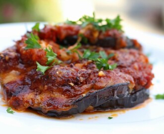 Can #Eggplant Parmesan Really Be Healthy and Tasty?