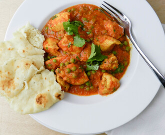 Chicken Tikka Masala — A Little Indian?