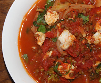 Fresh fish stew