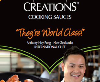 Wattie's Creations cooking sauces