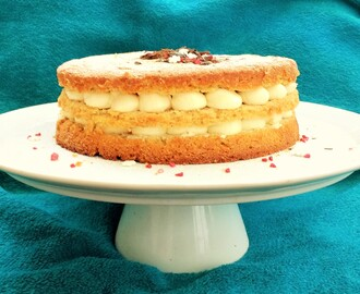 Essential Allergy Friendly Recipes: Vegan Vanilla Victoria Sponge Cake