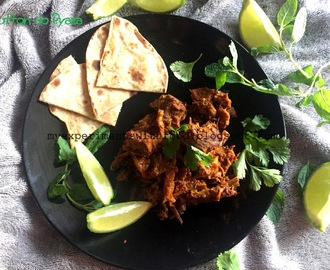 Mutton do Pyaza/ Mutton in Onion Gravy