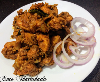Chicken Ghee Roast - Mangalore Style