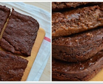 Brownies de batata-doce