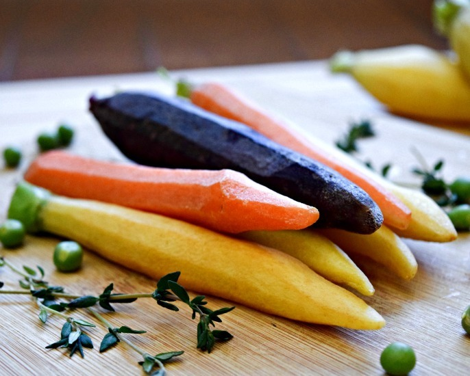 Why Athletes Should Eat Carrots + Fit, Fast Recipes