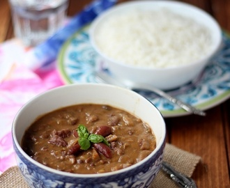 Rajma curry for chawal