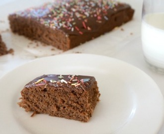 Simple Thermomix Chocolate Cake Recipe